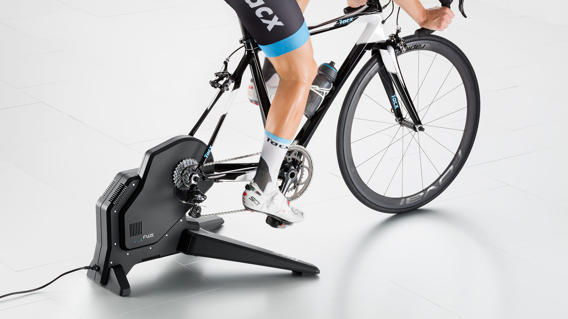 TACX Flux Smart Trainer - Croydon Cycleworks - Bike sales, bikefit ...